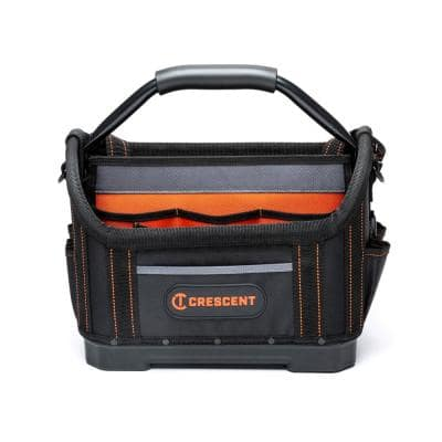 14 in. Tradesman Open Top Tool Bag