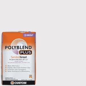 Polyblend Plus #642 Ash 25 lb. Sanded Grout