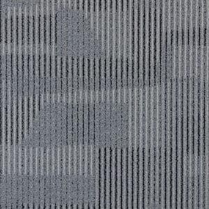 Atlantic Cabot Loop 19.68 in. x 19.68 in. Carpet Tiles (8 Tiles/Case)