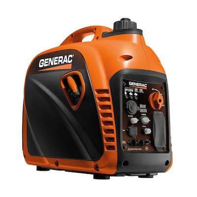 GP2200i - 2200-Watt Gasoline Powered Recoil Started Residential Portable Inverter Generator
