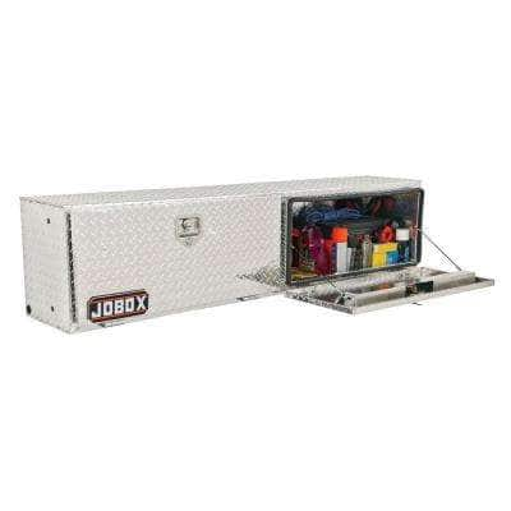 88 in. Aluminum Topside Truck Box