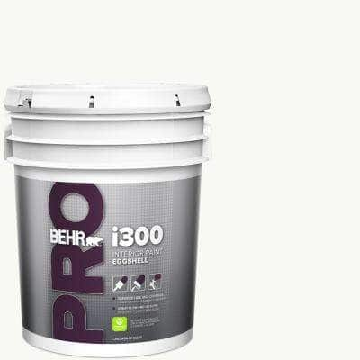 5 gal. #PR-W15 Ultra Pure White Eggshell Interior Paint