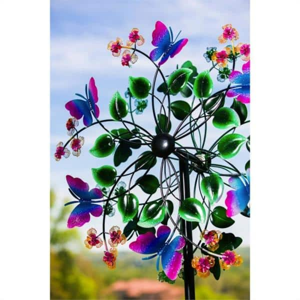 Kinetic Wind Spinner, Wind Spinners For Garden