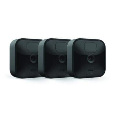 Wireless Outdoor 3-Camera System