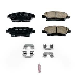 Disc Brake Pad Set 2011-2012 Hyundai Genesis