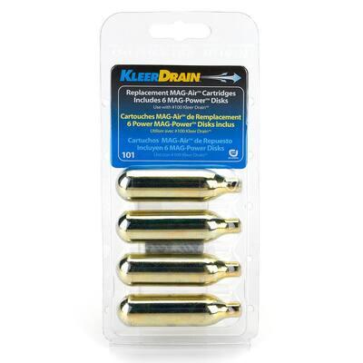 Kleer Drain Replacement Cartridges
