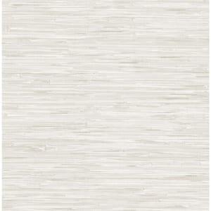 Cream Grassweave Neutral Textured Wallpaper Sample