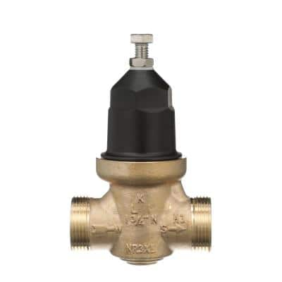 3/4 in. Brass FPT Water Pressure Reducing Valve