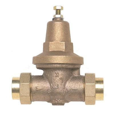 3/4 in. Bronze Water Pressure Reducing Valve