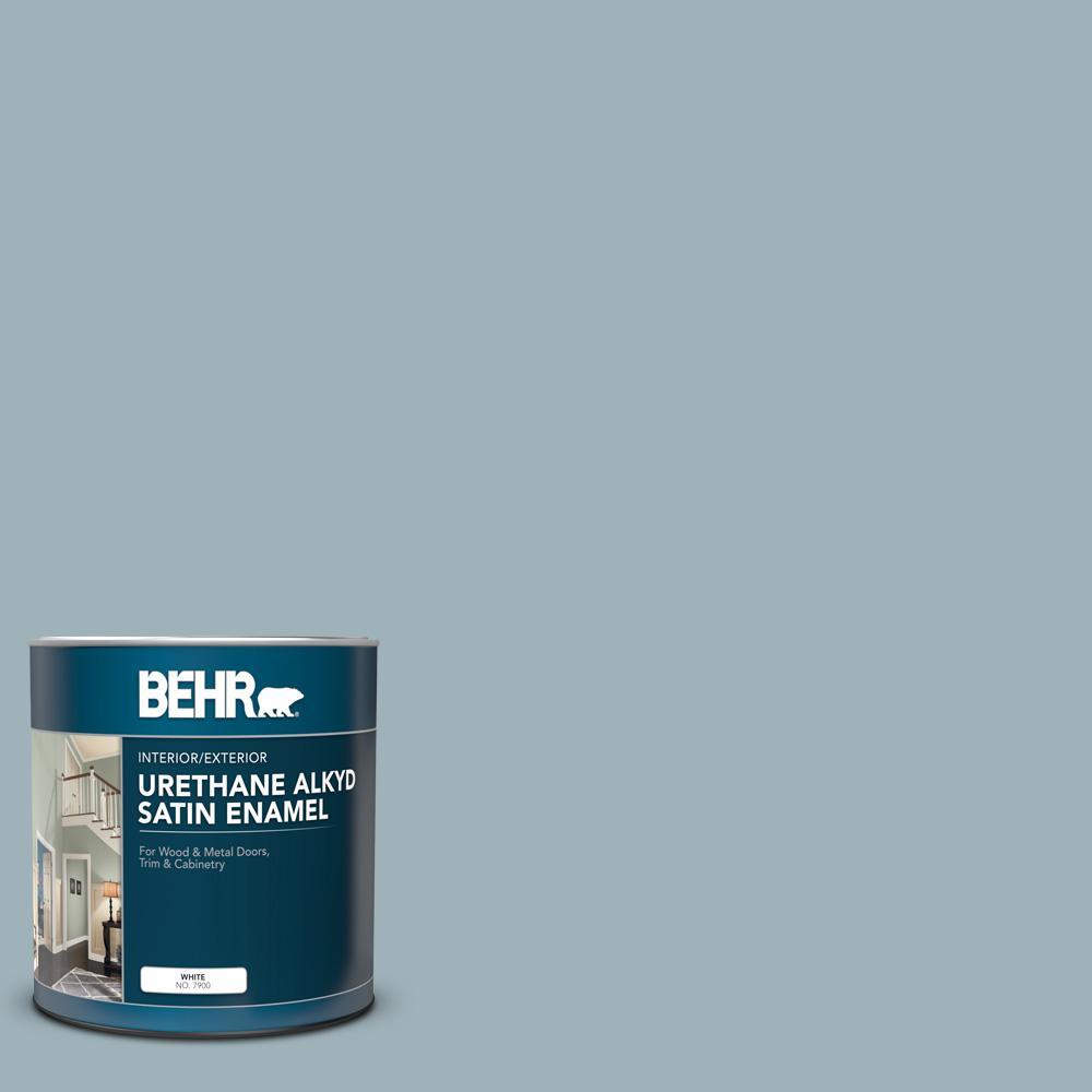 Blue Fox Paint Colors Paint The Home Depot