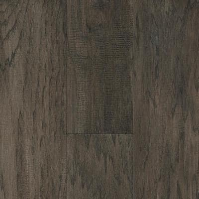 Drift Gray Hickory 6.5mm T x 6.5in. W x 48in. Varying L. Engineered Click Hardwood Flooring (21.67 sq.ft./case)