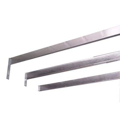 10 ft. x 14 ft. Galvanized Steel Roof Strengthening Kit for Storage Shed