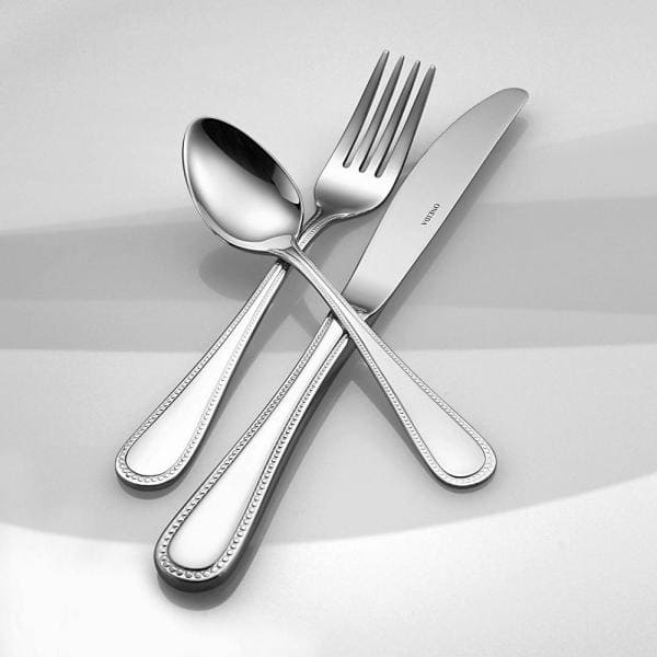 douze fourchettes à dessert en acier inoxydable 18//0 12x Jesmond Dessert Fork Cutlery