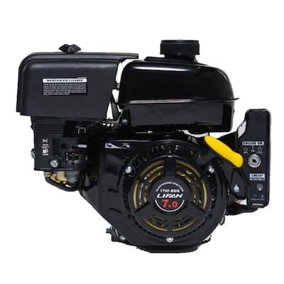 7 HP 3/4 in. Horizontal Shaft Electric Start Gas Engine