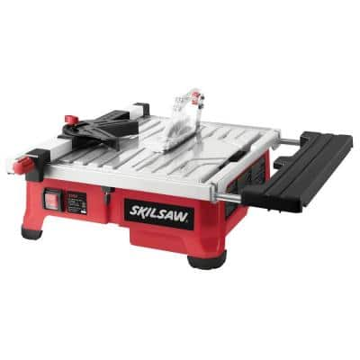 5 Amp Corded 7 in. Tile Saw with HydroLock System
