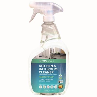 32 oz. Trigger Spray Parsley Plus All-Purpose Kitchen-Bathroom Cleaner