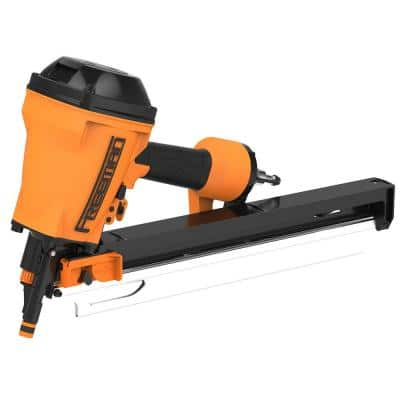 Pneumatic 3-1/4 in. 21-Degree Compact Lightweight Full Round Head Framing Nailer