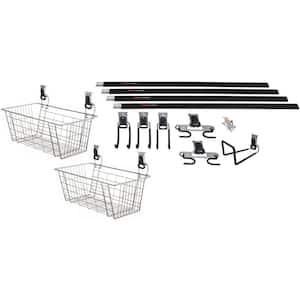 FastTrack Garage Storage Gardening Kit (16-Piece)