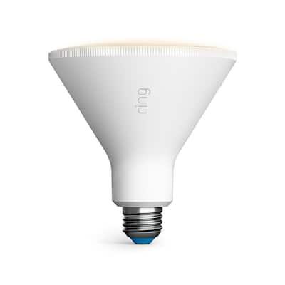 PAR38 Smart LED Bulb, White
