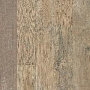 Outlast+ Waterproof Stone Mill Oak 10 mm T x 6.14 in. W x 47.24 in. L Laminate Flooring (967.2 sq. ft. / pallet)