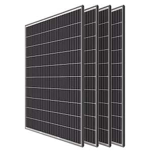 320-Watt Monocrystalline Solar Panel (4-Piece)