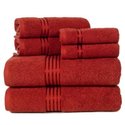 Burgundy Towels Bedding Bath The Home Depot