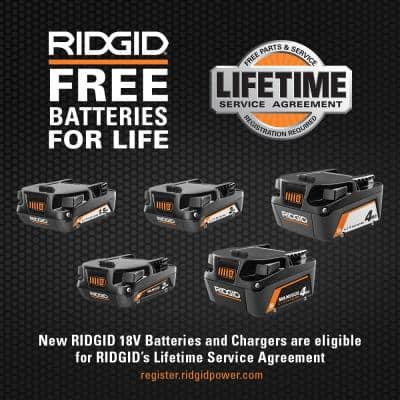 18V Compact Lithium-Ion Battery 2-Pack