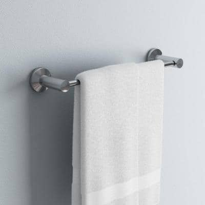 Nirvana 18 in. Towel Bar in Polished Chrome
