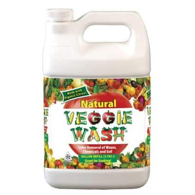 1 Gal. All Natural Fruit and Vegetable Wash
