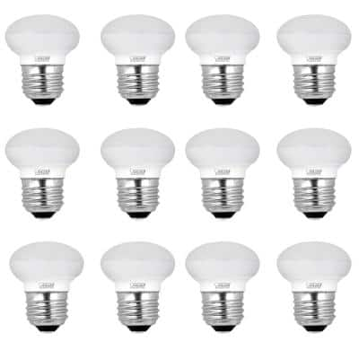 40W Equivalent Soft White R14 Dimmable LED Light Bulb (Case of 12)