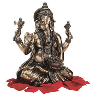 11 in. The Lord Ganesh Sculpture Statue