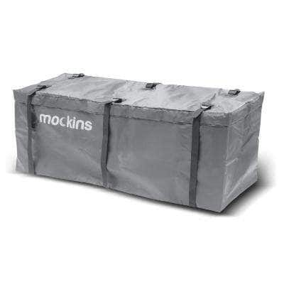 57 in. x 24 in. x 19 in. Gray Waterproof Cargo Carrier Bag 15.5 cu. ft. of Dry Storage Space with a 500 lbs. Capacity