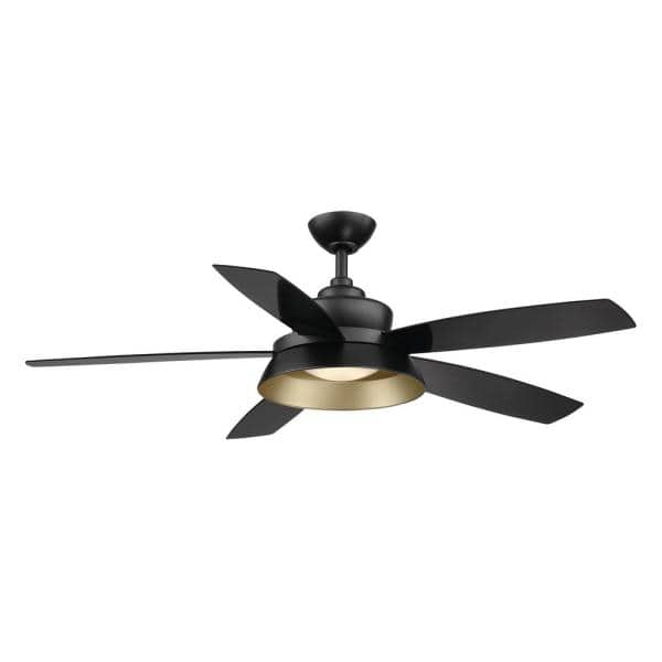 Home Decorators Collection Kempston 52, Outdoor Ceiling Fans With Remote Control