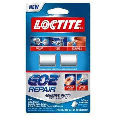 GO20.34 oz. Repair Putty (2-Pack)