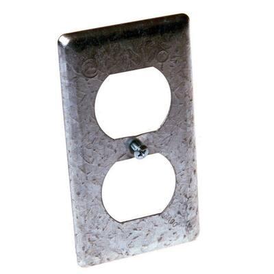 1-Gang Duplex Handy Box Cover