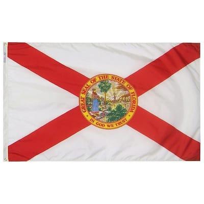 3 ft. x 5 ft. Florida State Flag