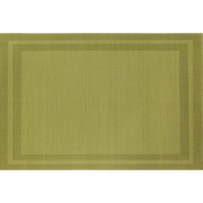 Olive Basket Weave Placemat (Set of 8)