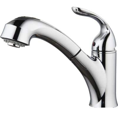 Innova Pull Out Kitchen Faucets The Home Depot