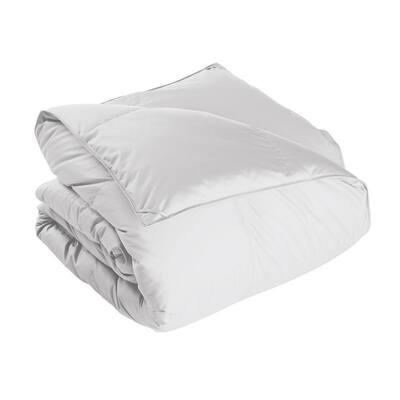 Alberta Extra Warmth White Queen Euro Down Comforter