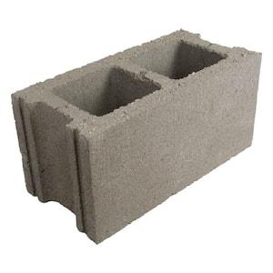 16 in. x 8 in. x 8 in. Light Weight Concrete Block Regular