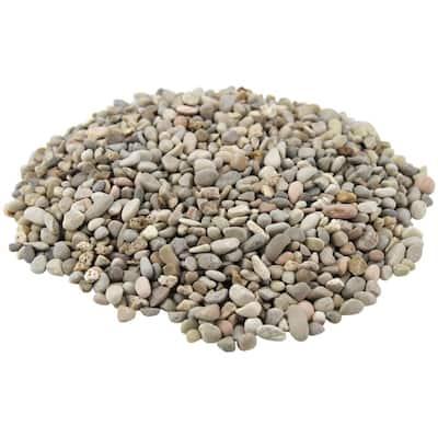 0.40 cu. ft. 1/4 in. Cream Gravel (30 lbs. Bag)