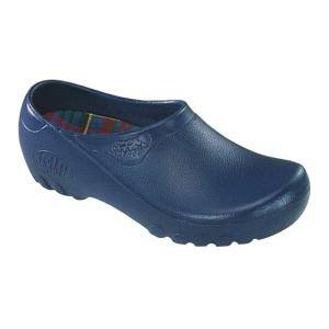 Women's Navy Blue Garden Shoes - Size 7