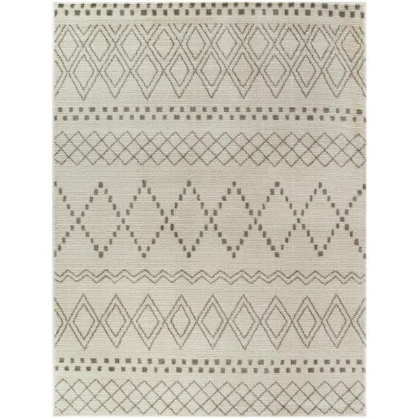 10 Ft Moroccan Area Rug 3012306