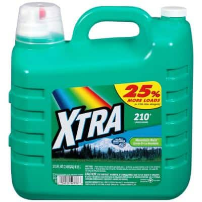 315 oz Mountain Rain Liquid Laundry Detergent
