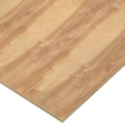 1/2 in. x 2 ft. x 4 ft. PureBond Birch Plywood Project Panel