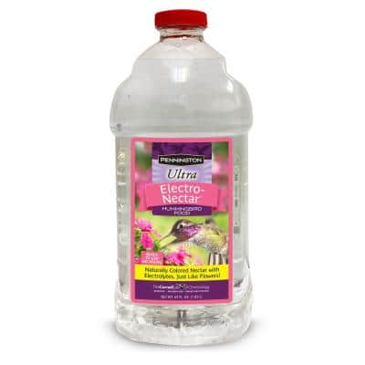 Clear Electronectar for Hummingbirds and Orioles
