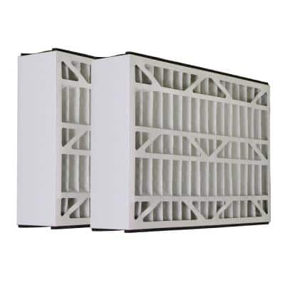 20 x 25 x 5 Micro Dust Merv 13 Replacement for Ultravation Air Filter (2-Pack)