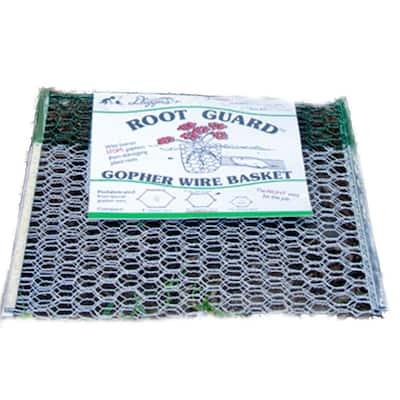 5 gal. 12 in. Wire Gopher Basket