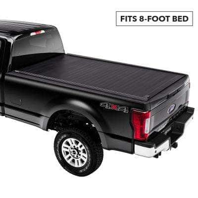 PRO MX Tonneau Cover - 17-19 Ford F250/350/450 8' Bed w/ Stake Pockets