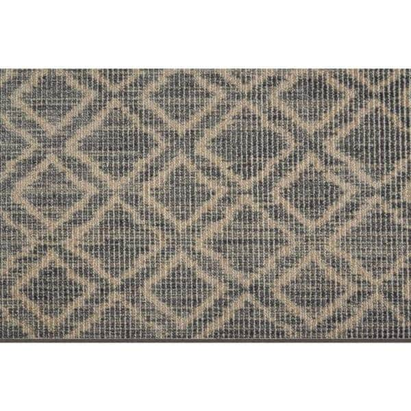 Natural Harmony 6 In X 6 In Pattern Carpet Sample Barcelona Color Slate 185099 The Home Depot